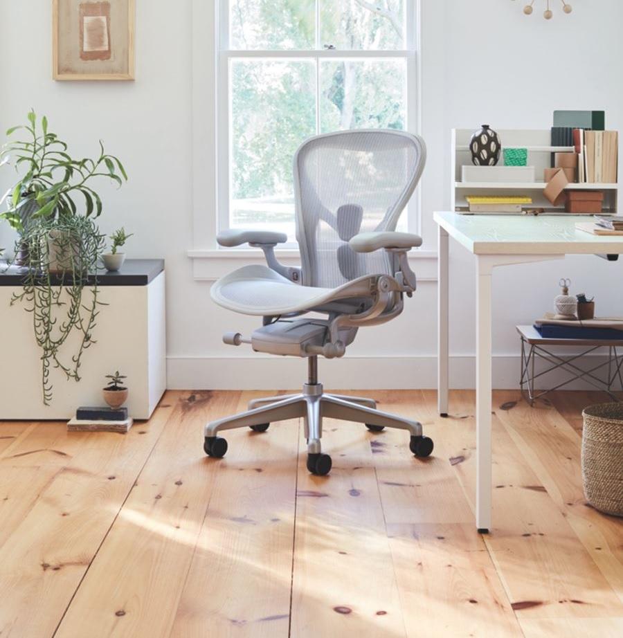 Ghế egonomic sử dụng học tập ở nhà