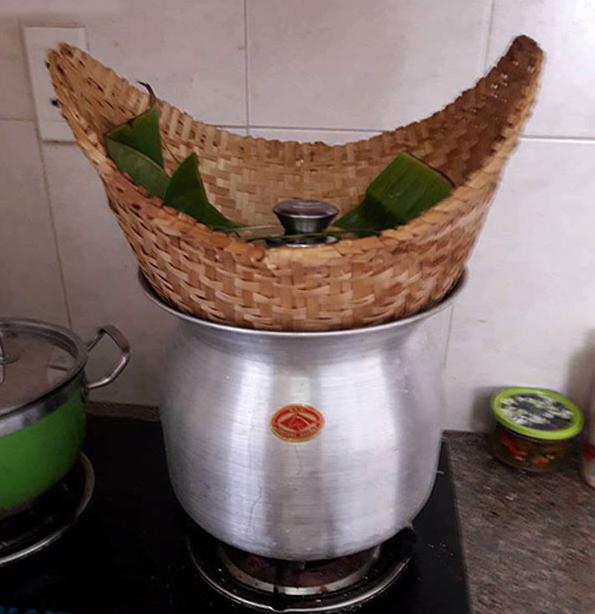 Cách nấu xôi